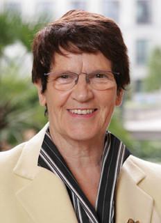 Rita Süssmuth beim Expertenforum in Wadersloh, ihrer alten Heimat
